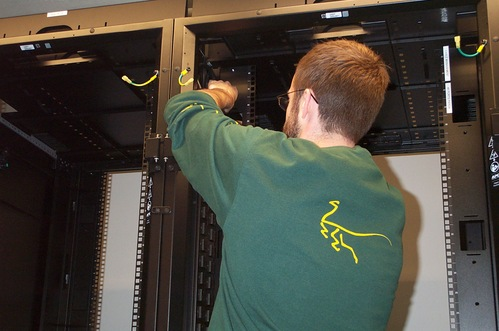 Museum Server Racks Part 2 Thatlinuxbox Com