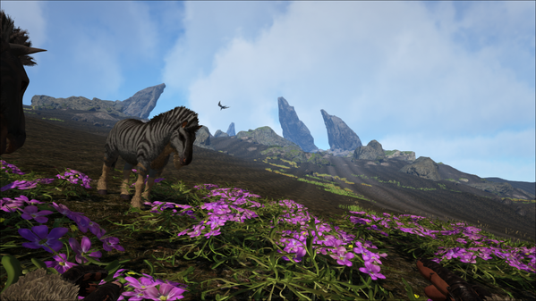 More Screenshots of ARK: Survival Evolved on Linux